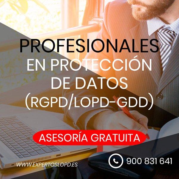 Asesoria Gratuita Proteccion de Datos