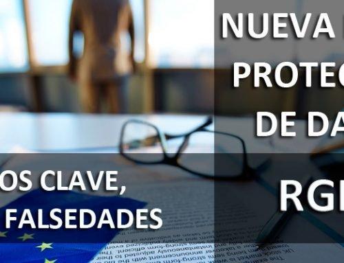 """Sobre la """"Nueva Ley de Protección de Datos"""""""