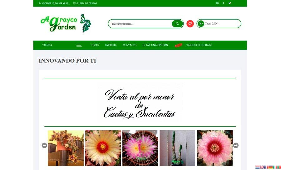 Agrayco Garden