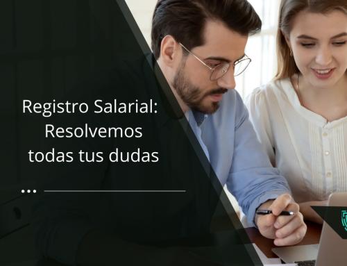 Registro Salarial e Igualdad: Resolvemos todas tus dudas