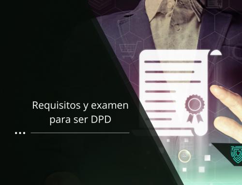 Requisitos y examen para ser DPD
